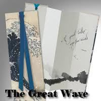 Bookmark - The Great Wave -