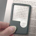 Pocket Lighted Magnifier -