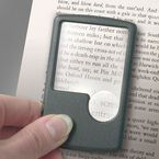 Pocket Lighted Magnifier -
