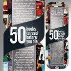 If 50 Books Bookmark -
