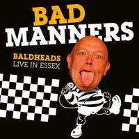 BALDHEADS LIVE IN ESSEX (CD+DVD)