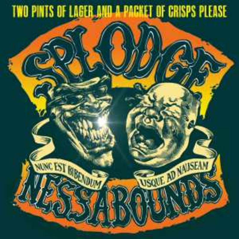 Two Pints Of Lager (cd+dvd) - Splodgenessabounds