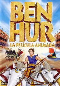 (DVD) BEN HUR - LA PELICULA ANIMADA