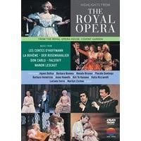 HIGHLIGHTS FROM THE ROYAL OPERA (DVD)