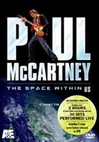 THE SPACE WITHIN US, A CONCERT FILM (DVD)