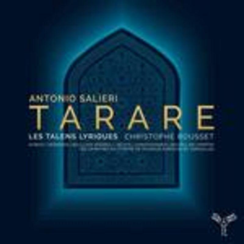 SALIERI: TARARE (3 CD) * CHRISTOPHE ROUSSET