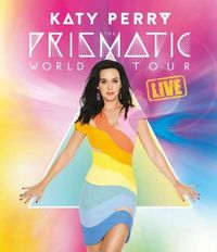 The Prismatic World Tour Live (blu-Ray) - Katy Perry
