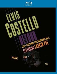 Detour Live At Liverpool (blu-Ray) - Elvis Costello