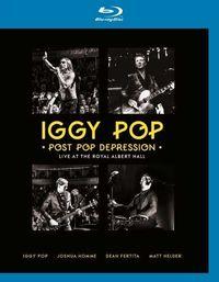 Post Pop Depression, Live Royal. .. (blu-Ray) - Iggy Pop