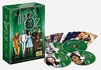 EL MAGO DE OZ (EDICION ESPECIAL 70 ANIVERSARIO 4 DVD) * JUDY GARLAND
