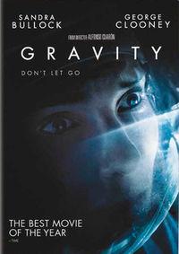 Gravity (dvd) * George Clooney, Sandra Bullock - Alfonso Cuaron