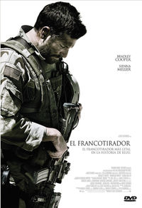 El Francotirador (2014) (combo) (dvd) * Bradley Cooper, Sienna Miller - Clint Eastwood