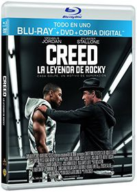 CREED: LA LEYENDA DE ROCKY (BLURAY+DVD+COPIA DIGITAL) * MICHAEL B. J