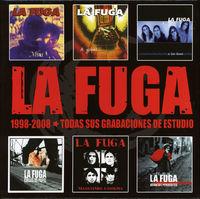 1998-2008, TODAS SUS GRABACIONES DE ESTUDIO (6 CD)