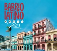BARRIO LATINO MUSIC #1