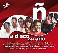 Ñ 2018, EL DISCO DEL AÑO (3 CD+DVD)