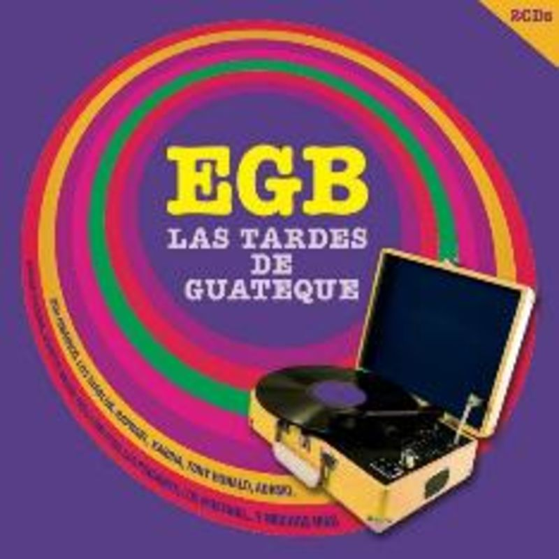EGB, LAS TARDES DE GUATEQUE (2 CD)