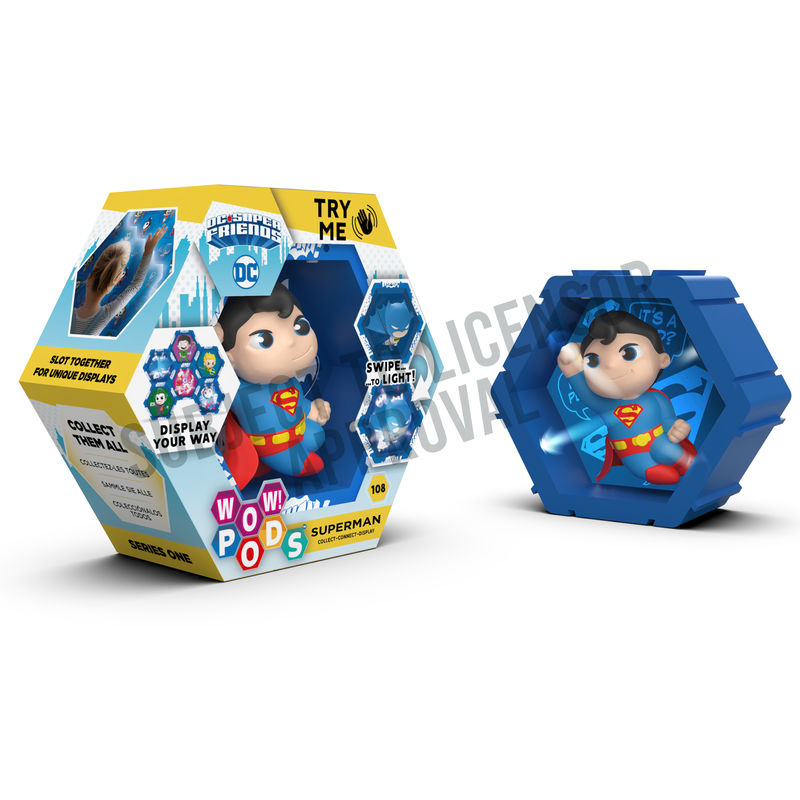 wow! pod dc comics superman -