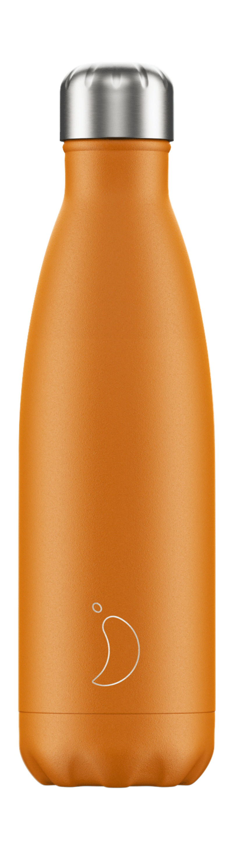 BOTELLA INOX NARANJA MATE 500ML