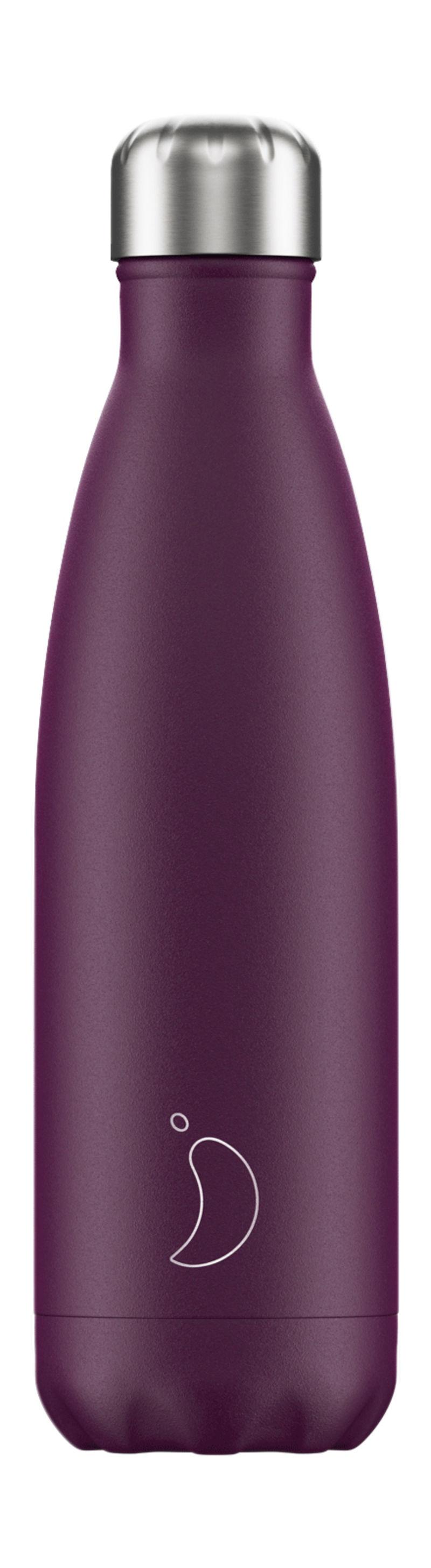 Botella Inox Purpura Mate 500ml -