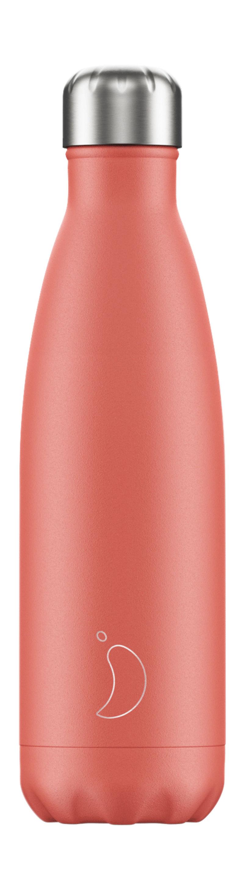 Botella Inox Coral Pastel 500ml -