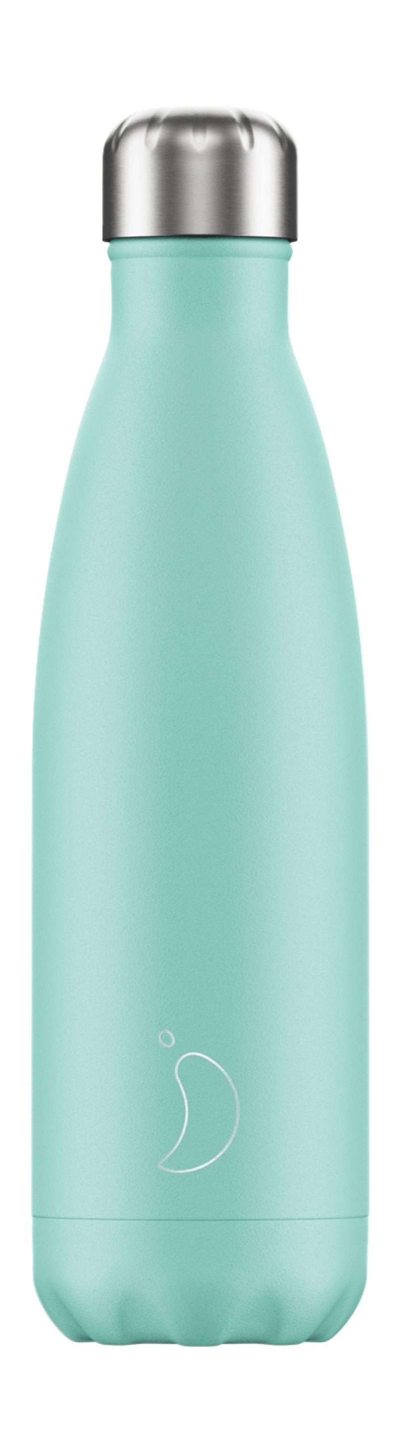 Botella Inox Menta Pastel 500ml -