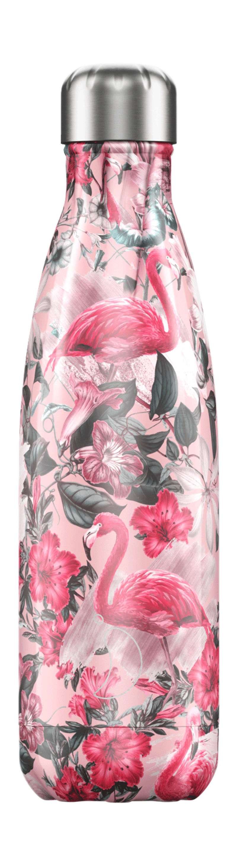BOTELLA INOX TROPICAL FLAMINGO 500ML