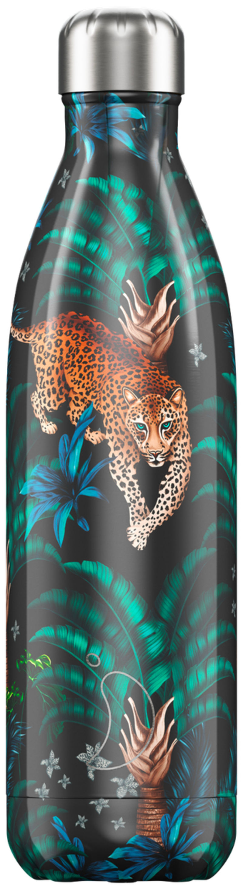 BOTELLA INOX LEOPARDO 750ML
