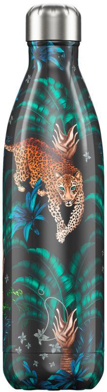 Botella Inox Leopardo 750ml -