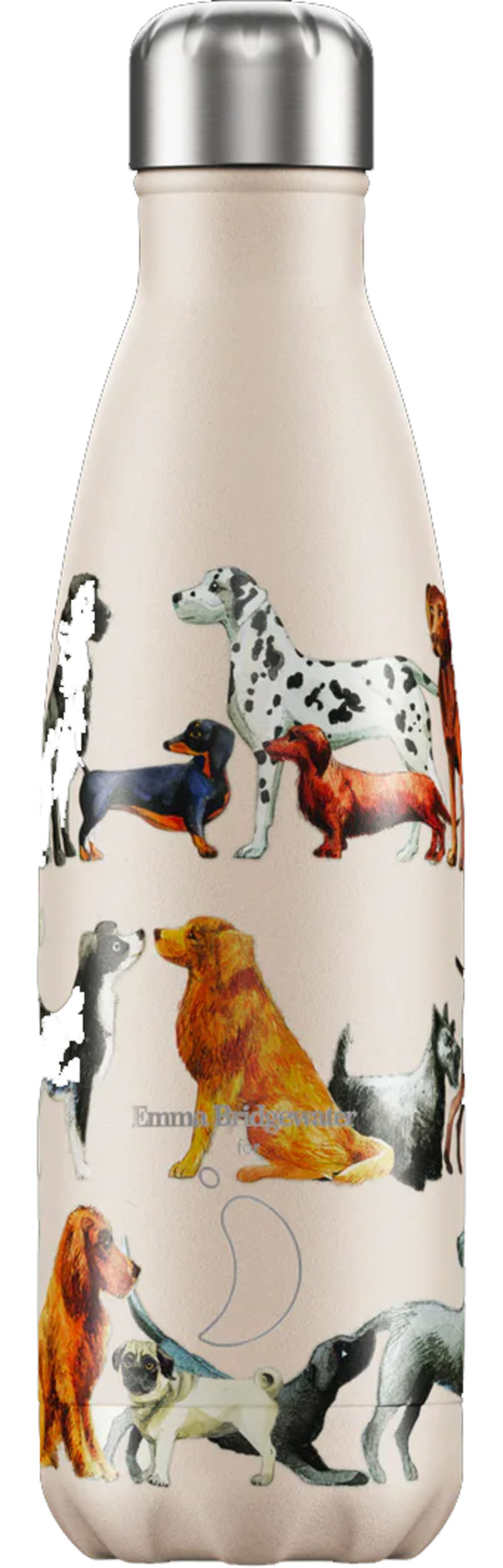 BOTELLA INOX DOGS 500ML