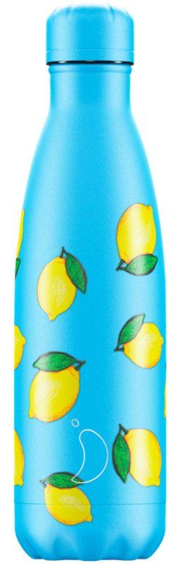 Botella Inox Frutal Limones 500ml -