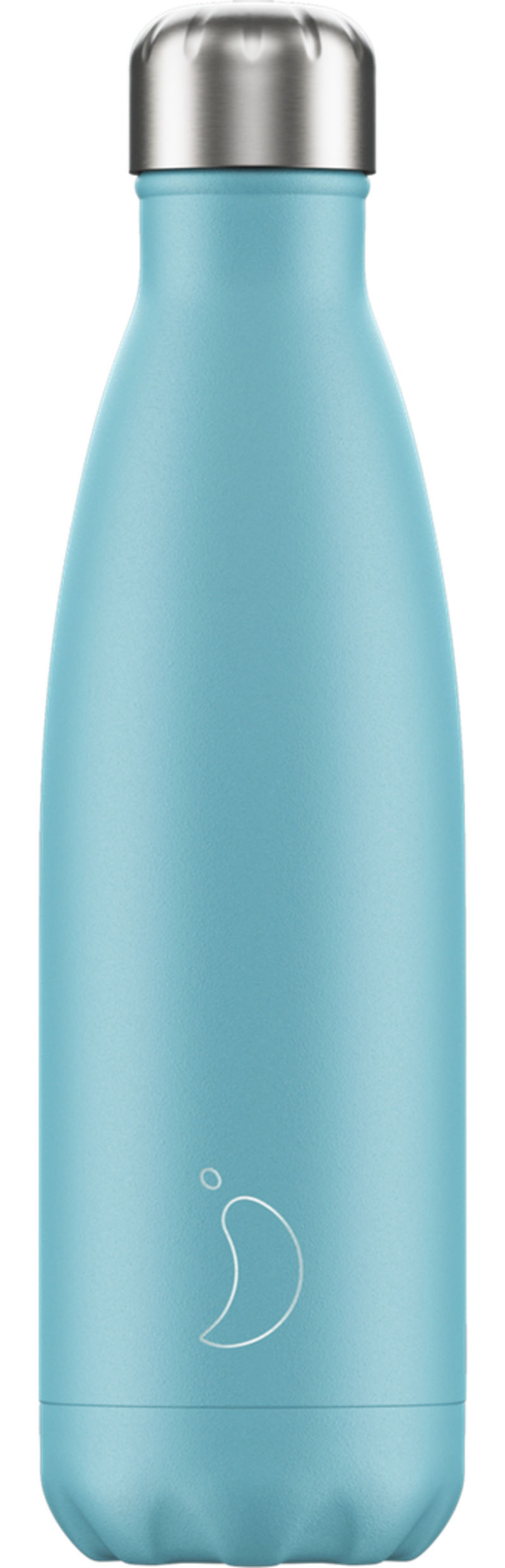 BOTELLA INOX AZUL PASTEL 750ml