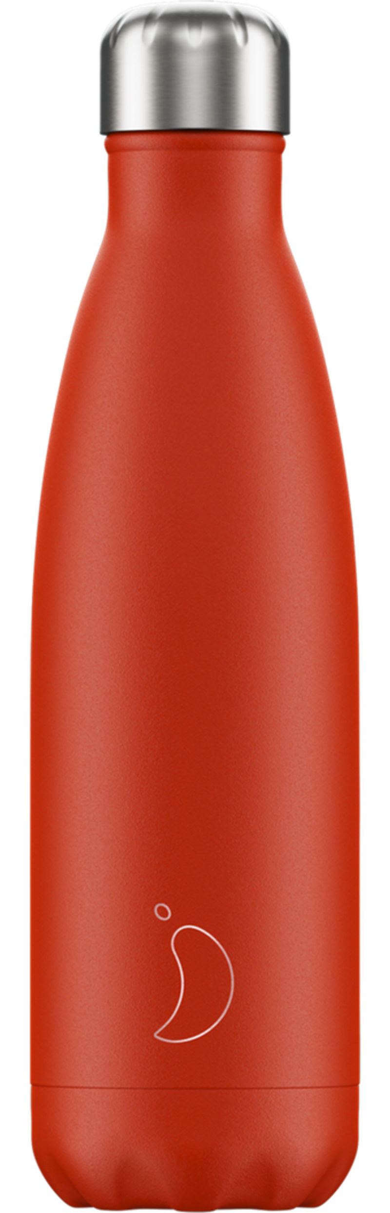 BOTELLA INOX ROJO NEON 750ml