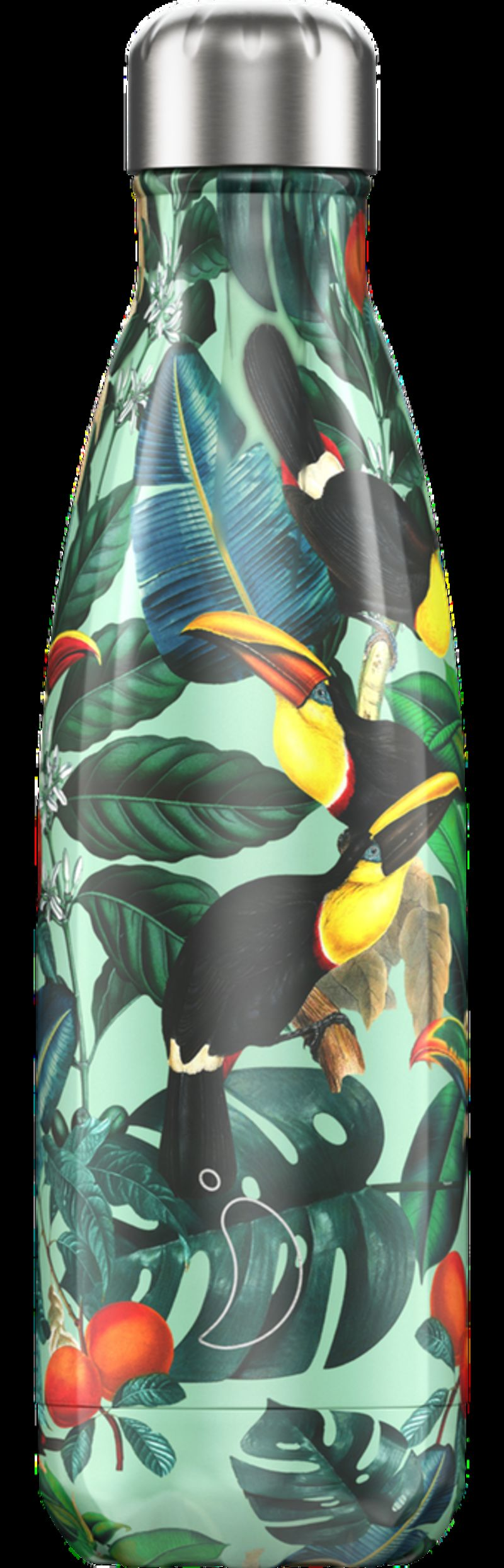BOTELLA INOX TROPICAL TUCAN 500ml