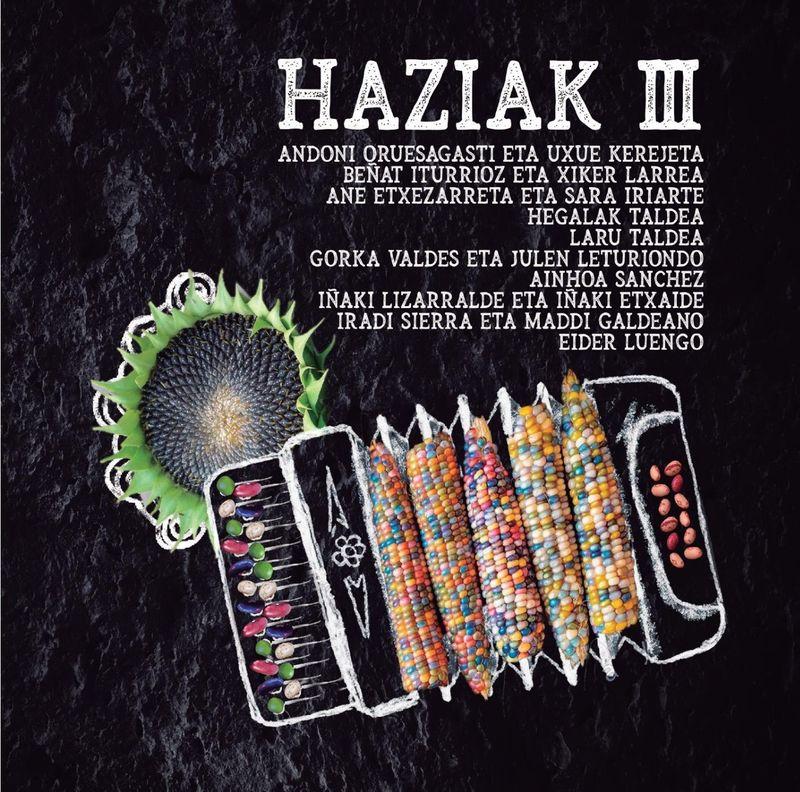 (CD) HAZIAK III