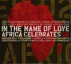 in the name of love, africa celebrates u2 (digipack) - Varios
