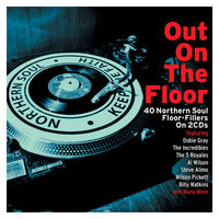 OUT ON THE FLOOR, 40 NOTHERN SOUL (2 CD)