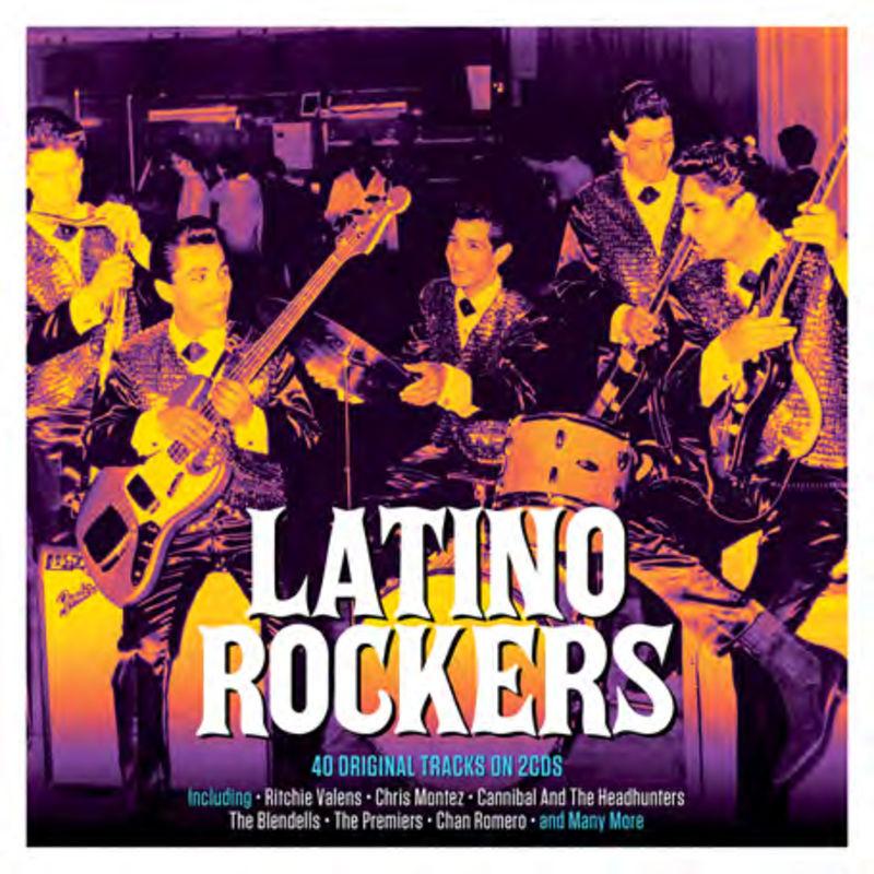 LATINO ROCKERS (2 CD)