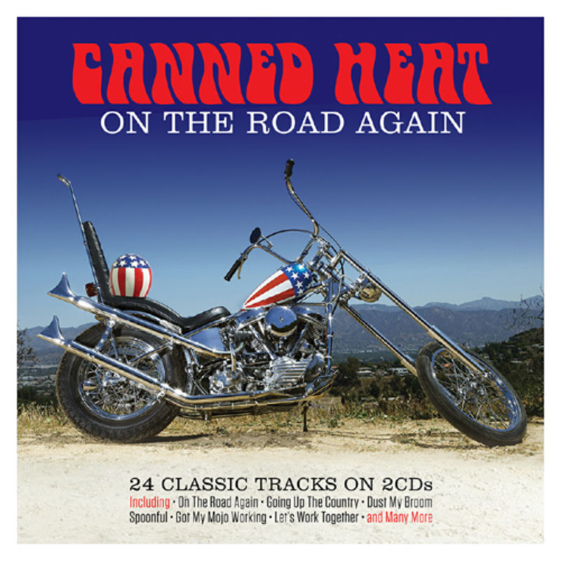 ON THE ROAD AGAIN (2 CD)