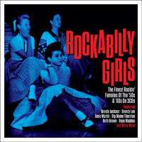 ROCKABILLY GIRLS (3 CD)