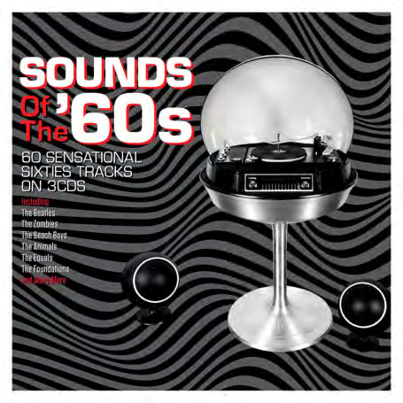 SOUNDS OF THE 60S (3 CD)