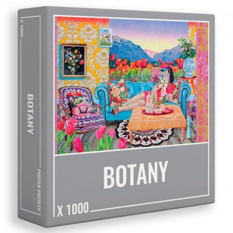 PUZZLE BOTANY 1000