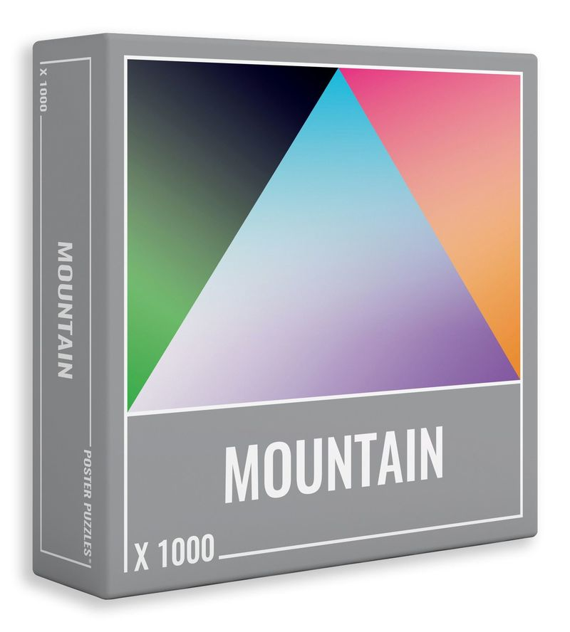 PUZZLE MOUNTAIN 1000
