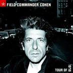 FIELD COMMANDER COHEN -TOUR OF 1979-