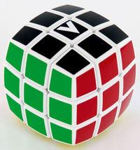 V-cube 3x3 Pillow -