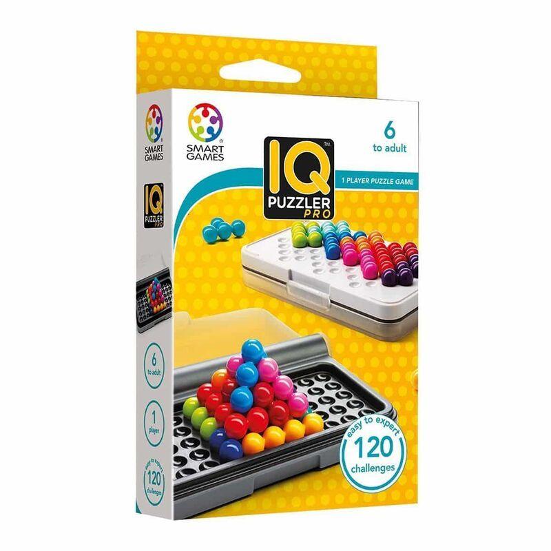 IQ PUZZLER PRO R: SG455