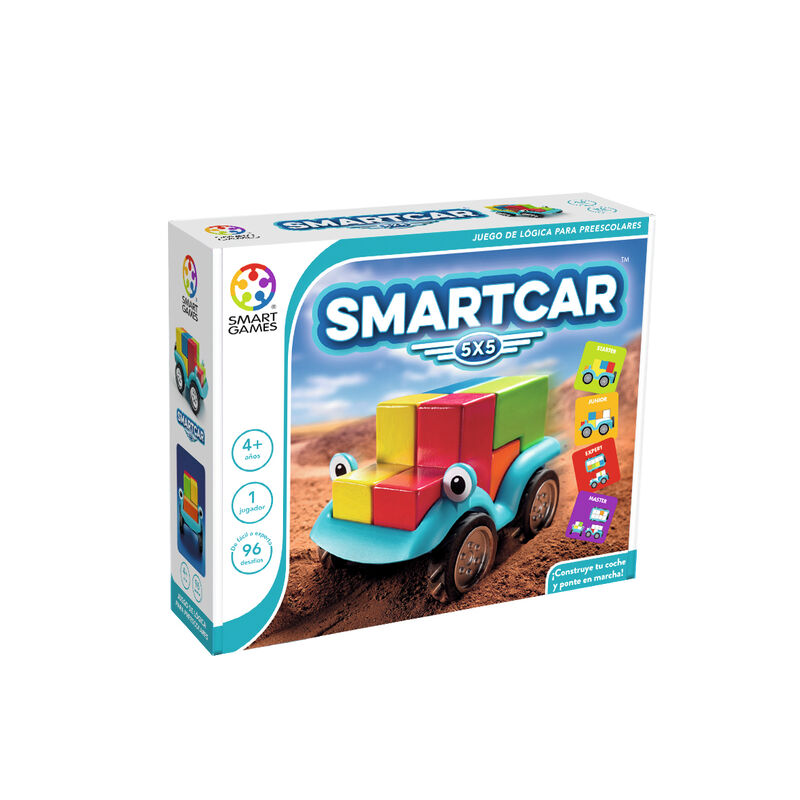 SMART CAR 5x5 R: SG018ES