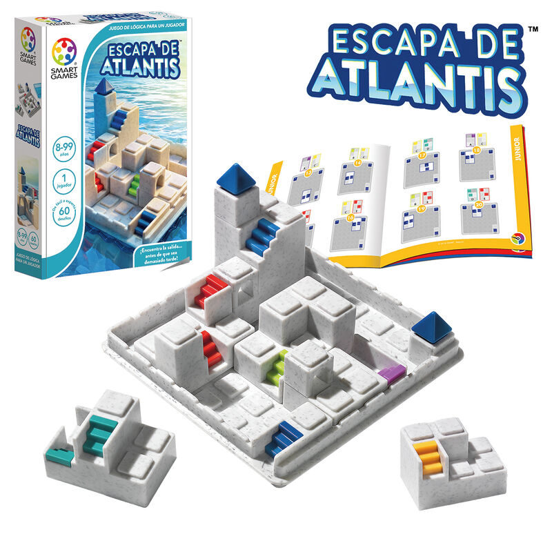 Escapa De Atlantis -