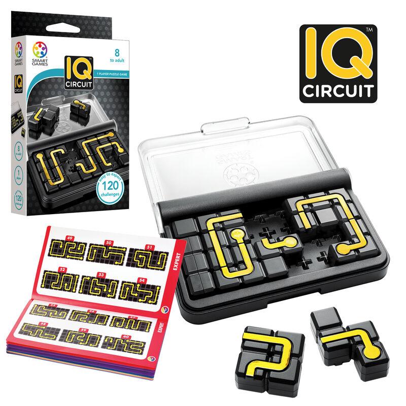 iq circuit -
