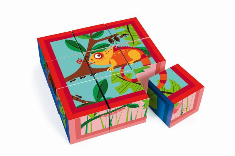 PUZZLE JUNGLE 9 BLOCKS R: 6181101